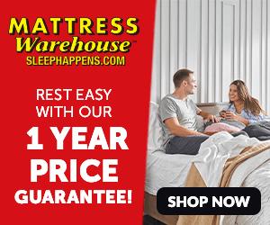 Mattress Warehouse - Site Sponsor - Colvin Run (VA LSP addition)